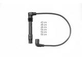 Ккомплект проводов зажигания  Провода в/в AUDI A4/A6/A8 2.4-2.8   Свеча зажигания: Исполнение соединения SAE Катушка зажигания: Исполнение соединения