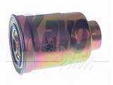Топливный фильтр  Фильтр топливный MAZDA/HYUNDAI MAZDA 323 /626 D /HYUNDAI PORTER/H  Высота [мм]: 141 Внутренний диаметр: 99 Размер резьбы: M20 P1,5