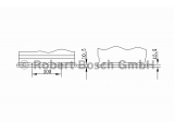 Стартерная аккумуляторная батарея; Стартерная аккумуляторная батарея  АКБ S3 45Ah 400A 207x175x190 (-+)  Исполнение днищевой планки: B13 Напряжение [В]: 12 Ток холодной прокрутки EN (в А): 400 Емкость батареи [Ач]: 45 Расположение полюсных выводов: 0 Длина [мм]: 207 Ширина (мм): 175 Высота [мм]: 190 Вид зажима цепи: 1 Исполнение днищевой планки: B13 Напряжение [В]: 12 Ток холодной прокрутки EN (в А): 400 Емкость батареи [Ач]: 45 Расположение полюсных выводов: 0 Длина [мм]: 207 Ширина (мм): 175 Высота [мм]: 190 Вид зажима цепи: 1
