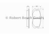 Комплект тормозных колодок, дисковый тормоз  Колодки тормозные MITSUBISHI COLT/LANCER 1.3-1.6 88-03 передние  Датчик износа: без датчика износа Толщина [мм]: 15 Ширина (мм): 114,1 Высота [мм]: 49,8 ограничение производителя: SUMITOMO System