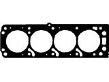 Прокладка, головка цилиндра  Прокладка ГБЦ OPEL KADETT/ASCONA/OMEGA/ASTRA/VECTRA 2.0 86-98  Толщина [мм]: 1,3 Диаметр [мм]: 87,5 только в соединении с: ZKS: 820.458