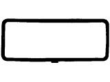 Прокладка, крышка головки цилиндра  Прокладка клапанной крышки CITROEN/PEUGEOT 1.1/1.4/1.6 94-