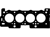 Прокладка, головка цилиндра  Прокладка ГБЦ CITROEN/PEUGEOT/FIAT 1.4  Толщина [мм]: 1,27 Диаметр [мм]: 76 Материал блока двигателя: алюминий только в соединении с: ZKS: 758.300