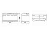 Стартерная аккумуляторная батарея; Стартерная аккумуляторная батарея  АКБ AGM 90Ah 900A 353x175x190 (-+)  Напряжение [В]: 12 Емкость батареи [Ач]: 90 Высота [мм]: 190 Ширина (мм): 175 Длина [мм]: 353 Ток холодной прокрутки EN (в А): 900 Расположение полюсных выводов: 0 Исполнение днищевой планки: B13 Напряжение [В]: 12 Емкость батареи [Ач]: 90 Высота [мм]: 190 Ширина (мм): 175 Длина [мм]: 353 Ток холодной прокрутки EN (в А): 900 Расположение полюсных выводов: 0 Вид зажима цепи: EN Исполнение днищевой планки: B13