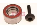 Комплект подшипника ступицы колеса  Подшипник ступ.AUDI 80/A4/A6/VW PASSAT 86-05 зад.  Внешний диаметр [мм]: 75 Внутренний диаметр: 39 Ширина (мм): 37
