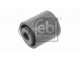 Паразитный / Ведущий ролик, зубчатый ремень  Ролик ремня ГРМ AUDI A4/ VW GOLF 3 /VW PASSAT 1.7D/1.9D  Ширина (мм): 31,5 Внутренний диаметр: 8 Внешний диаметр [мм]: 28 Материал: металл Вес [кг]: 0,359 необходимое количество: 1