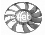 Крыльчатка вентилятора, охлаждение двигателя  Крыльчатка вентилятора AUDI A4 1.4-1.9 -04/PASSAT 1.6-2.3  Диаметр [мм]: 353 Число крыльев: 11 Вес [кг]: 0,525 необходимое количество: 1