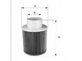 Воздушный фильтр  Фильтр воздушный VW GOLF/JETTA/PASSAT 05-/AUDI A3/SKODA OCTAVIA 0  Форма: круглый Высота [мм]: 221 Внутренний диаметр: 68 Внешний диаметр [мм]: 136 Дополнительный артикул / Доп. информация 2: для пыльных условий