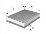 Воздушный фильтр  Фильтр воздушный OPEL CALIBRA/VECTRA  Форма: угловой Длина [мм]: 288 Ширина (мм): 184 Высота [мм]: 41