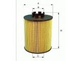 Масляный фильтр  Фильтр масляный VW GOLF/JETTA/PASSAT 05-/AUDI A3/SKODA OCTAVIA 03  Высота [мм]: 72,5 Внешний диаметр [мм]: 65 Исполнение фильтра: Фильтр-патрон Внутренний диаметр 1(мм): 33 Внутренний диаметр 2 (мм): 33