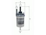 Топливный фильтр  Фильтр топливный AUDI A4/A6/A8 2.0-5.2 04-  Внешний диаметр [мм]: 75 Высота [мм]: 176
