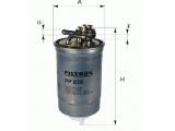 Топливный фильтр  Фильтр топливный AUDI A4/A6 2.0-3.0TDI  Внешний диаметр [мм]: 89 Высота [мм]: 158