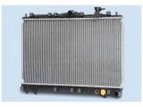 Радиатор, охлаждение двигател    Материал: алюминий Размеры радиатора: 400 x 695 x 24 mm Материал: полимерный материал