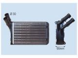 Теплообменник, отопление салона  Радиатор отопителя CITROEN XANTIA 92-  Материал: алюминий Размеры радиатора: 234 x 157 x 42 Материал: полимерный материал Версия: Behr Sys.