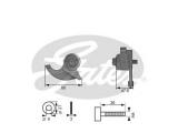 Натяжная планка, ремень ГРМ  Натяжитель ремня ГРМ AUDI A4/A6/A8 2.4-2.8
