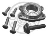 Комплект подшипника ступицы колеса  Ступица с подшипником AUDI A4/A6/VW PASSAT 01-05 пер.  Наружный диаметр 2 [мм]: 130,5 Ширина (мм): 41 Внутренний диаметр: 43 Внутренний диаметр 2 (мм): 45 Внешний диаметр [мм]: 95 Сторона установки: слева Сторона установки: справа Вес [кг]: 1.410