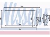 Конденсатор, кондиционер  Радиатор кондиционера BMW E39/E38 2.0/2.5/3.0/4.0 98-05  Размеры радиатора: 590 X 320 X 16 mm Материал: алюминий