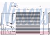 Конденсатор, кондиционер  Радиатор кондиционера BMW E38 2.8-5.0/2.5 TDS 94-02  Размеры радиатора: 498 X 427 X 16 mm Материал: алюминий