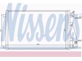 Конденсатор, кондиционер  Радиатор кондиционера NISSAN QASHQAI 2.0 07-  Вид коробки передач: ступенчатая / факультативная автоматическая коробка передач Дополнительный артикул / Доп. информация 2: с осушителем