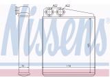 Теплообменник, отопление салона  Радиатор отопителя VAG A3 1.2-3.2/1.9TD/2.0TD 04-  Материал: алюминий Вид коробки передач: ступенчатая / факультативная автоматическая коробка передач Оснащение / оборудование: для транспортных средств с/без кондиционером