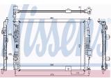 Радиатор, охлаждение двигател  Радиатор двигателя NISSAN QASHQAI 1.6 07-  Вид коробки передач: механическая коробка передач Оснащение / оборудование: для транспортных средств с/без кондиционером