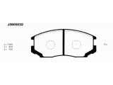 Комплект тормозных колодок, дисковый тормоз  Колодки тормозные MITSUBISHI COLT/LANCER 1.3-1.6 88-03 передние  Толщина [мм]: 15 Высота [мм]: 47 Динамика тормоза / движения: для противоблокировочного устройства Длина [мм]: 114