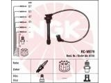 Ккомплект проводов зажигания  Провода в/в MITSUBISHI LANCER 1.8/2.0 RC-ME79  Цвет: синий Количество проводов: 4