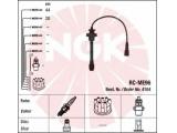 Ккомплект проводов зажигания  Провода в/в MITSUBISHI OUTLANDER/LANCER 1.8-2.4 03- RC-ME96  Цвет: синий Количество проводов: 2