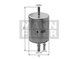 Топливный фильтр  Фильтр топливный AUDI A4/A6/A8 2.0-5.2 04-  Внешний диаметр [мм]: 74 Впускн. Ø [мм]: 8/10 Выпускн.-Ø [мм]: 8 Высота [мм]: 176