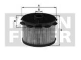 Топливный фильтр  Фильтр топливный PEUGEOT 206 D  Внешний диаметр [мм]: 94,5 Внутренний диаметр: 19 Наружный диаметр 1 [мм]: 69,5 Высота [мм]: 80