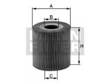 Масляный фильтр    Внешний диаметр [мм]: 73,5 Внутренний диаметр: 41 Внутренний диаметр 1(мм): 41 Высота [мм]: 79