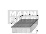 Воздушный фильтр  Фильтр воздушный OPEL CALIBRA/VECTRA  Длина [мм]: 285 Ширина (мм): 184 Высота [мм]: 41