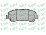 Комплект тормозных колодок, дисковый тормоз  Колодки тормозные NISSAN QASHQAI 1.6/2.0 07-/X-TRAIL 07- передние  Толщина [мм]: 17 Ширина (мм): 142 Высота [мм]: 59 для артикула №: 05P1314