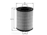 Масляный фильтр  Фильтр масляный AUDI A4/A6/VW PASSAT 2.5 TDI 97-06  Высота [мм]: 198 Высота 1 [мм]: 182,75 диаметр 2 (мм): 34,4 диаметр 4 (мм): 31,5 Внешний диаметр [мм]: 73 Исполнение фильтра: Фильтр-патрон