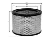 Воздушный фильтр  Фильтр воздушный CITROEN XANITA/XSARA/306/405  диаметр 2 (мм): 75 диаметр 4 (мм): 125 Внешний диаметр [мм]: 113 Исполнение фильтра: Фильтр-патрон