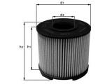 Топливный фильтр  Фильтр топливный PEUGEOT/CITROEN HDI  Высота [мм]: 76,35 Высота 1 [мм]: 71,5 диаметр 2 (мм): 30,8 Внешний диаметр [мм]: 82,7 Исполнение фильтра: Фильтр-патрон