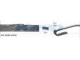 Щетка стеклоочистителя  Щётка с/о 475мм CONVENTIONAL BLADE Hook  Длина [мм]: 475