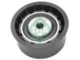 Паразитный / Ведущий ролик, зубчатый ремень  Ролик ремня ГРМ OPEL ASTRA/CALIBRA/VECTRA/KADETT  Внешний диаметр [мм]: 62,7 Ширина (мм): 27