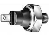 Датчик давления масла  Датчик давл.масла MAZDA/MITSUBISHI/TOYOTA  Цвет: красный Давление переключения [бар]: 0,4 Функции комбинированного переключателя: Устройство с размыкающим контактом Размер резьбы: 1/8 GAS Ширина зева гаечного ключа: 24