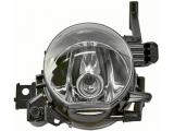 Противотуманная фара  Фаpа п/тум. R BMW E65  Количество функций лампы освещения: 1 Сторона установки: справа Дополнительный артикул / Дополнительная информация: с лампой накаливания Тип ламп: HB4 Функция осветительного прибора: С противотуманной фарой Номинальное напряжение [V]: 12 проверочное значение: E1 813