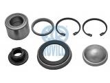 Комплект подшипника ступицы колеса    Внутренний диаметр: 29 Внешний диаметр [мм]: 53 Ширина (мм): 37