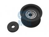 Паразитный / Ведущий ролик, зубчатый ремень  Ролик ремня ГРМ OPEL OMEGA B/VECTRA 2.5-3.0  Дополнительный артикул / Дополнительная информация: с дополнительными материалами Гаечно-болтовая конструкция: с покладной шайбой Внешний диаметр [мм]: 55,8 Ширина (мм): 37