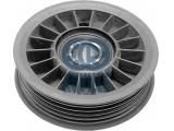 Натяжной ролик, поликлиновой  ремень  Ролик ремня приводного AUDI A4/A6/VW PASSAT 1.9D 95-  Внешний диаметр [мм]: 83 Ширина (мм): 23 Количество ребер: 5