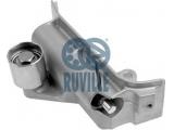 Успокоитель, зубчатый ремень  Натяжитель ремня ГРМ AUDI A4/A6/VW PASSAT 1.8  Внешний диаметр [мм]: 28,5 Ширина (мм): 27 Агрегат / ролик: вкл. паразитный ролик
