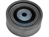 Паразитный / ведущий ролик, поликлиновой ремень  Ролик ремня приводного AUDI A4/A6/A8/VW PASSAT 2.5D  Материал: металл Внешний диаметр [мм]: 64,5 Ширина (мм): 24,5