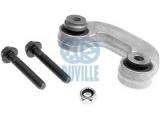 Тяга / стойка, стабилизатор  Тяга стабилизатора AUDI A4 95-01/A6/VW PASSAT B5 98-05 пер.подв.л  Стойка: Соединительная штанга Материал: алюминий