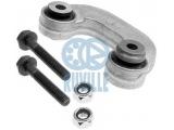 Тяга / стойка, стабилизатор  Тяга стабилизатора AUDI A4 95-01/A6/VW PASSAT B5 98-05 пер.подв.п  Стойка: Соединительная штанга Материал: алюминий