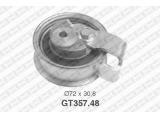 Натяжной ролик, ремень ГРМ  Ролик ремня ГРМ AUDI A4/A6/VW PASSAT 1.8/2.0  Диаметр [мм]: 72 Ширина (мм): 30,8