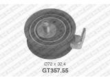 Натяжной ролик, ремень ГРМ  Ролик ремня ГРМ AUDI A4/VW PASSAT 1.8 95-01  Диаметр [мм]: 72 Ширина (мм): 32,4