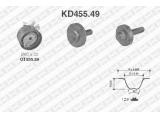 Комплект ремня ГРМ  Комплект ГРМ RENAULT LOGAN/SANDERO/KANGOO/MEGANE 1.5D (ремень Z=1  Количество ремней: 1
